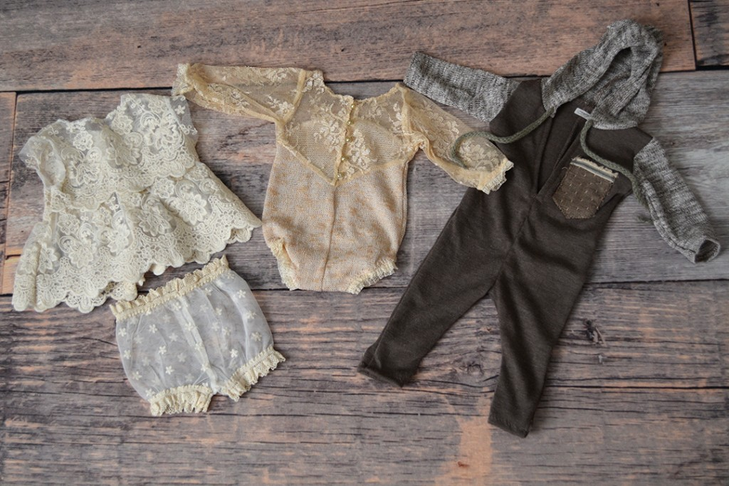 Spring Cleaning Newborn Outfits